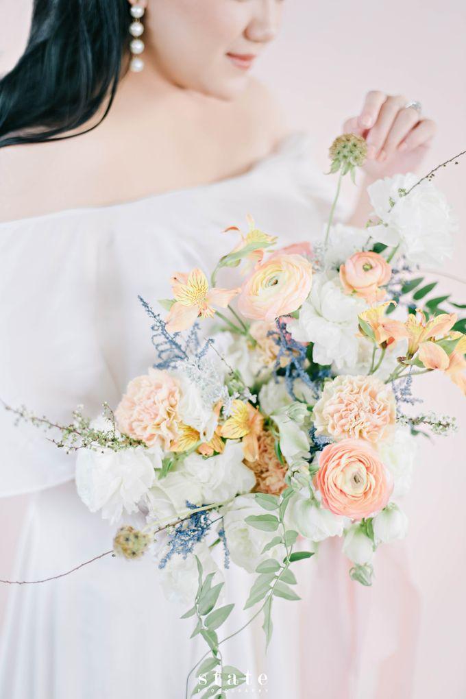 Prewedding - Teguh & Lidya by State Photography - 002