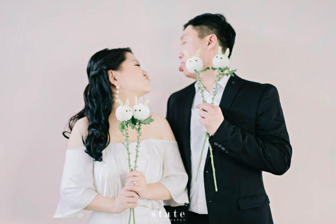 Prewedding - Teguh & Lidya by State Photography - 017