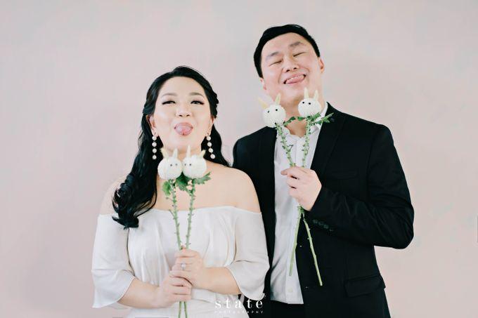 Prewedding - Teguh & Lidya by State Photography - 018