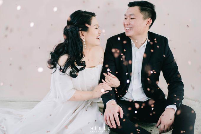 Prewedding - Teguh & Lidya by State Photography - 019