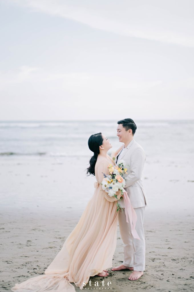 Prewedding - Teguh & Lidya by State Photography - 026