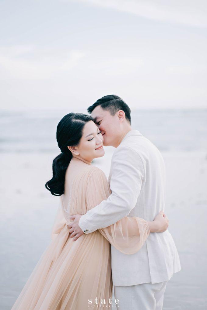 Prewedding - Teguh & Lidya by State Photography - 032