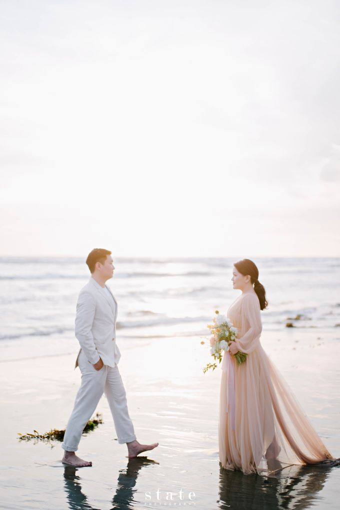 Prewedding - Teguh & Lidya by State Photography - 023