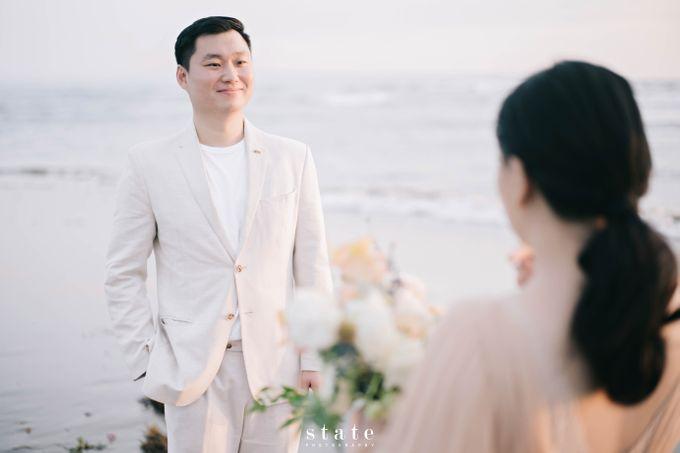 Prewedding - Teguh & Lidya by State Photography - 025