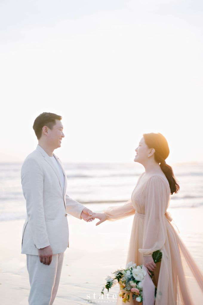 Prewedding - Teguh & Lidya by State Photography - 030