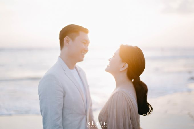 Prewedding - Teguh & Lidya by State Photography - 033
