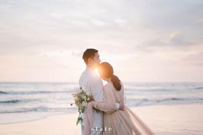Prewedding - Teguh & Lidya by State Photography - 035