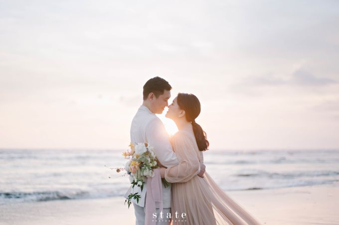 Prewedding - Teguh & Lidya by State Photography - 036