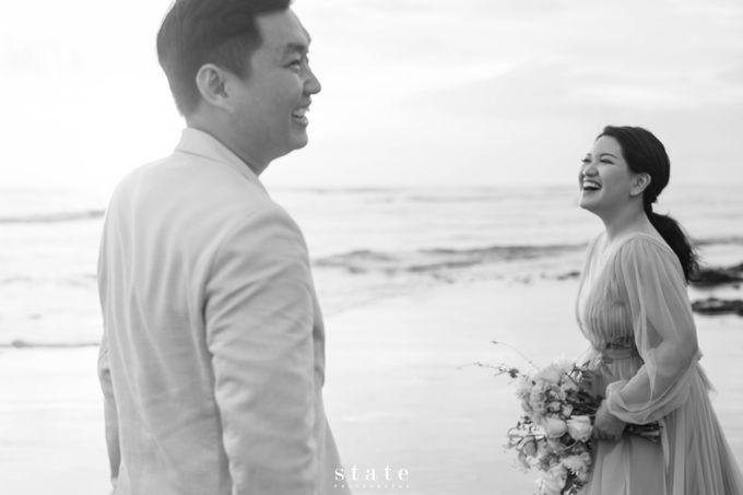 Prewedding - Teguh & Lidya by State Photography - 031
