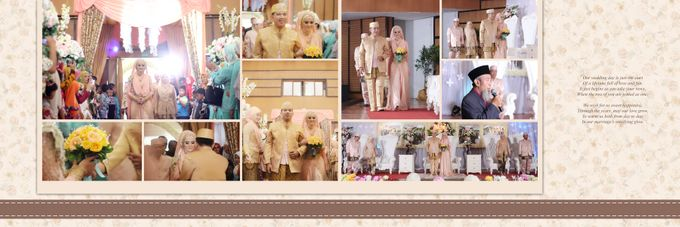 Wedding mustika & Fauzha  by RQ Photography - 001