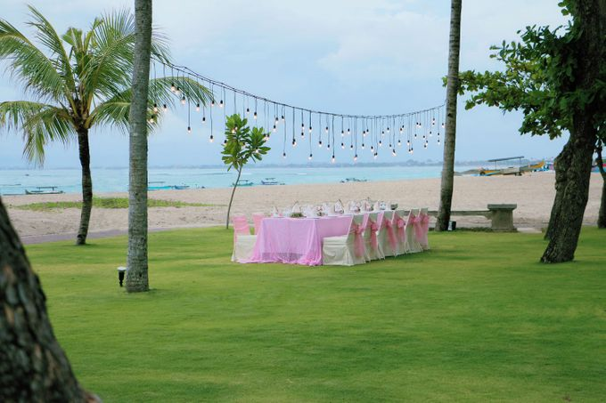 Garden & Beach Wedding by Holiday Inn Resort Baruna Bali - 031