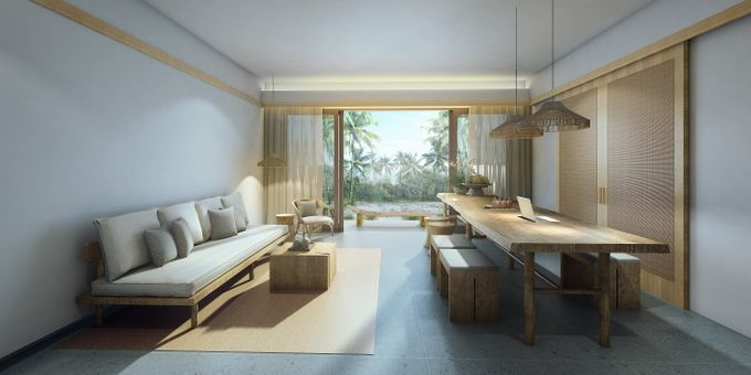 Hotel Facilities by Sheraton Belitung Resort - 012