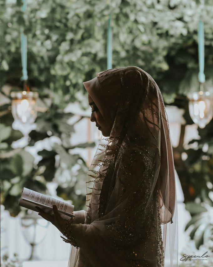 AKAD DAN RESEPSI FILZA & PRIMA by One Heart Wedding - 009