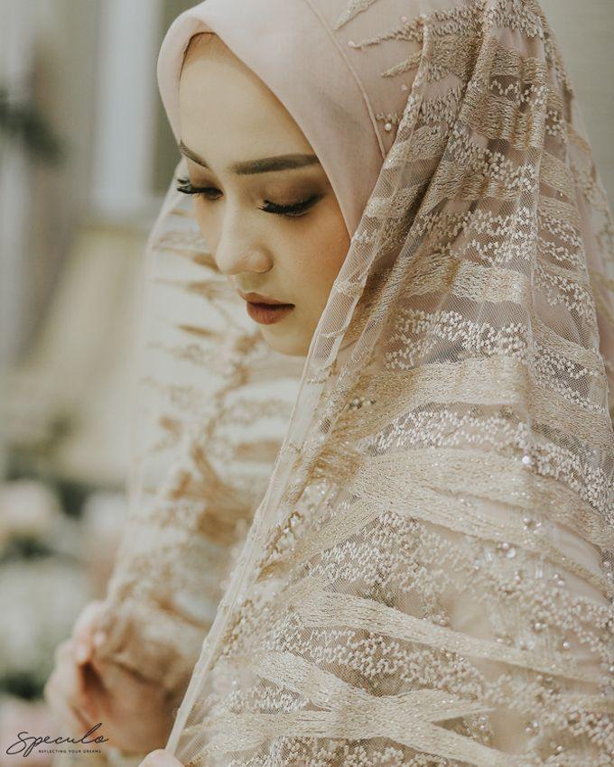 AKAD DAN RESEPSI FILZA & PRIMA by One Heart Wedding - 010