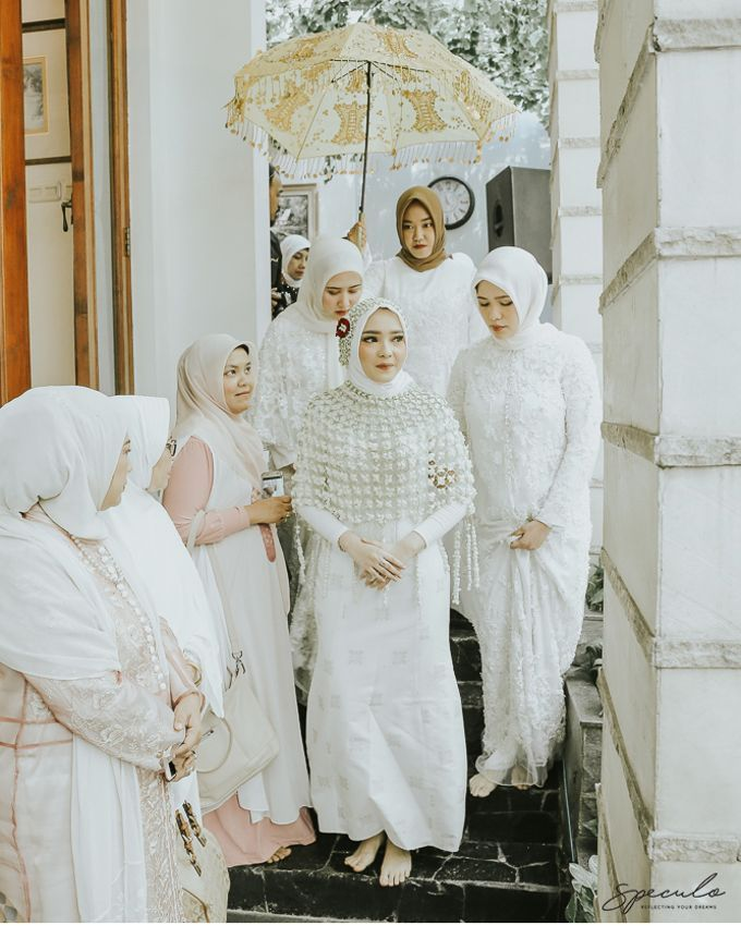 AKAD DAN RESEPSI FILZA & PRIMA by One Heart Wedding - 011