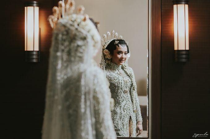 AKAD DAN RESEPSI FILZA & PRIMA by One Heart Wedding - 013