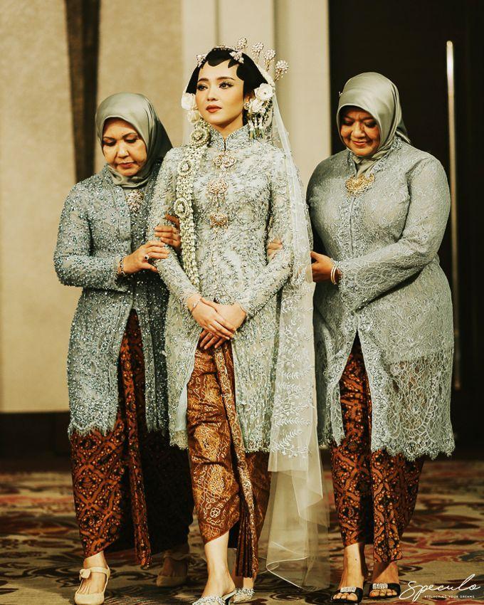 AKAD DAN RESEPSI FILZA & PRIMA by One Heart Wedding - 014