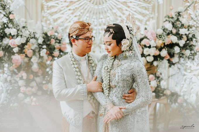 AKAD DAN RESEPSI FILZA & PRIMA by One Heart Wedding - 016