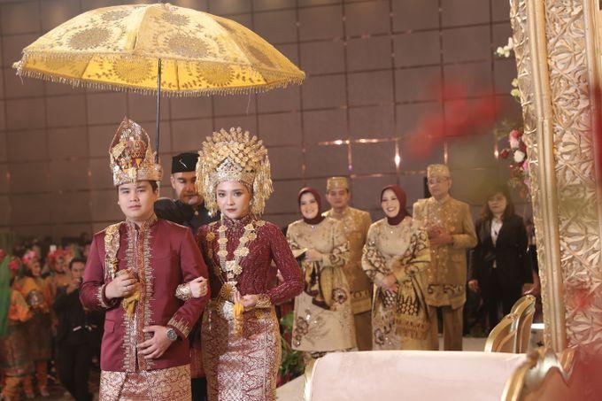 AKAD DAN RESEPSI FILZA & PRIMA by One Heart Wedding - 008