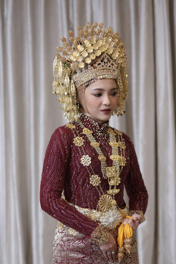 AKAD DAN RESEPSI FILZA & PRIMA by One Heart Wedding - 006
