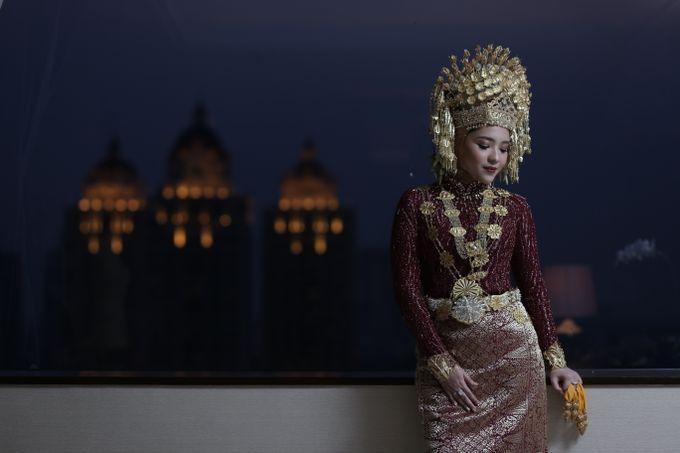 AKAD DAN RESEPSI FILZA & PRIMA by One Heart Wedding - 005