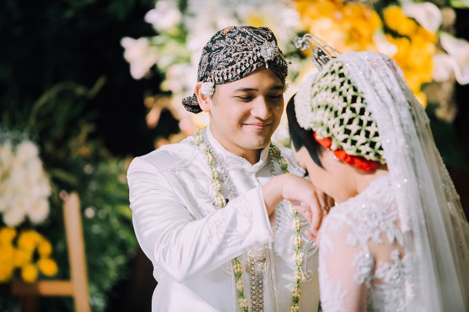 Kiki & Anissa Wedding by Speculo Weddings - 015