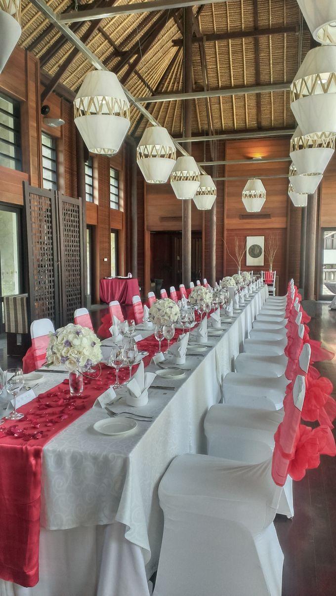 Reception Venue Spice By Conrad Bali Bridestory