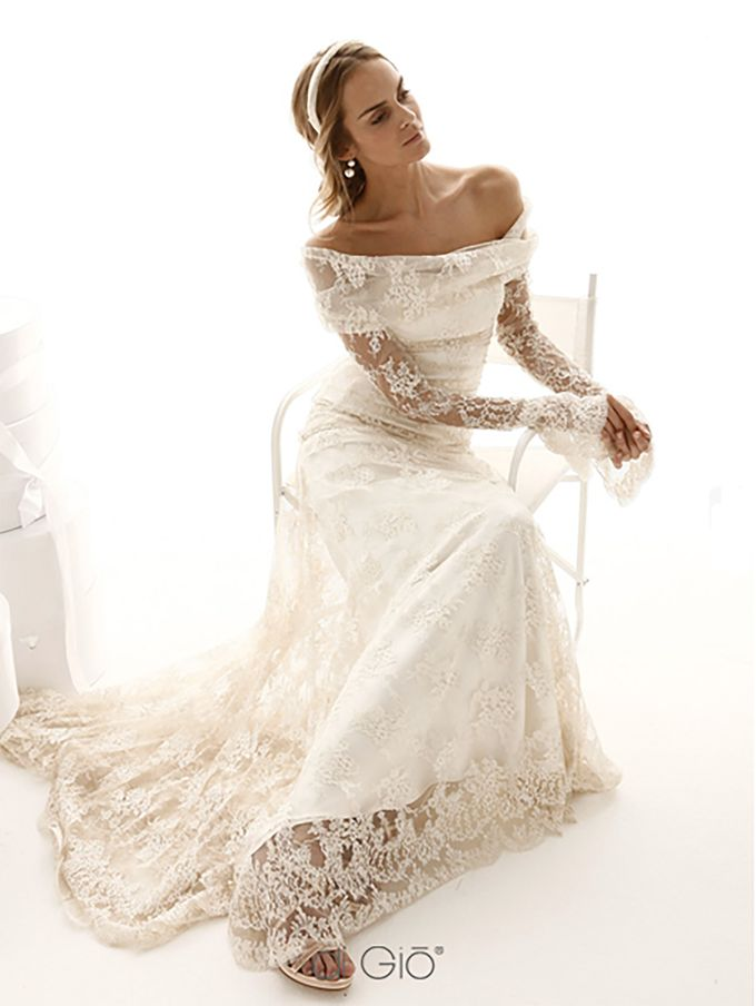 Le spose di gio by dina alonzi bridal for Di gio wedding dress prices