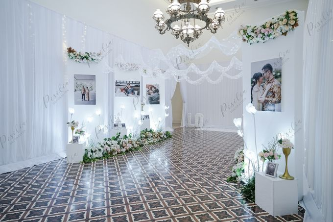 The Springs Club, 15 Feb '20 by Pisilia Wedding Decoration - 006