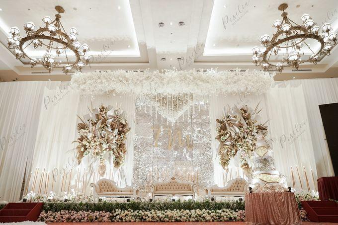 The Springs Club, 15 Feb '20 by Pisilia Wedding Decoration - 011