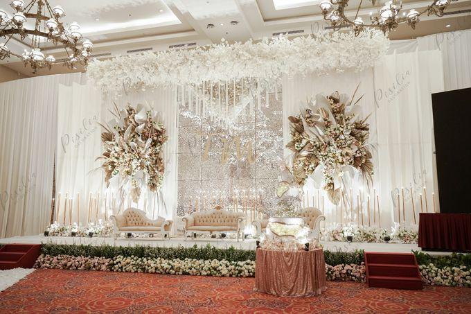 The Springs Club, 15 Feb '20 by Pisilia Wedding Decoration - 002
