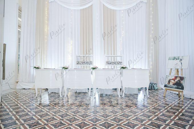 The Springs Club, 15 Feb '20 by Pisilia Wedding Decoration - 008