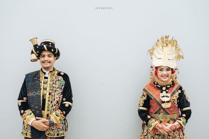 Tari & Hanafi by S E V E N P I X E L   PHOTOGRAPHY   AND   ARTWORK - 004
