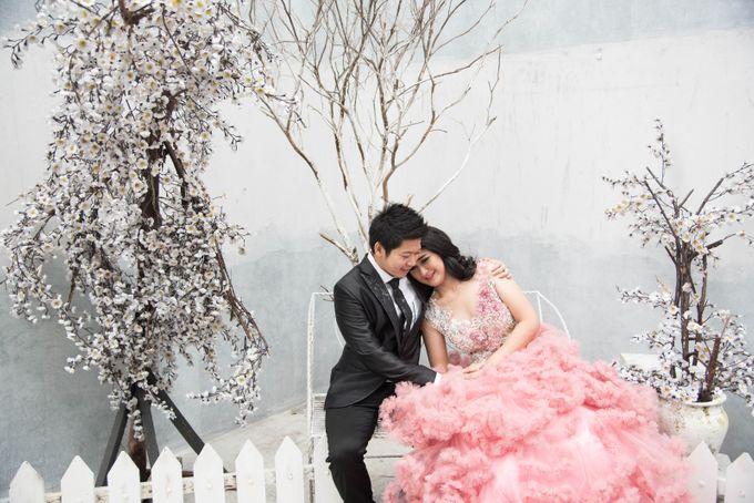Photo Prewedding by ShenLeo Makeup - 008