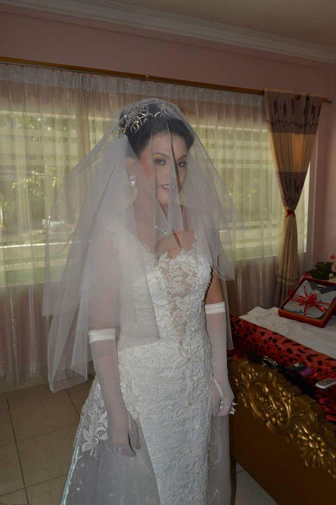 Wedding Gown by N Glam Bridal - 003