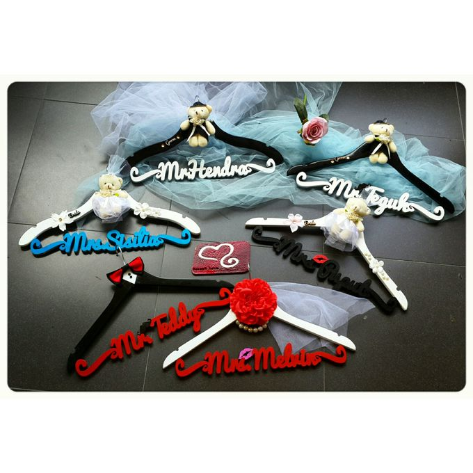 Wedding Hanger Name by Sweetlovecollection - 016
