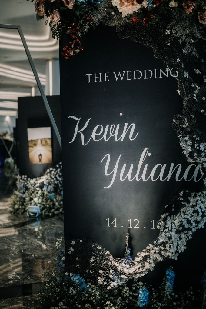 Wedding of Kevin & Yuliana by JIEXPO Convention Centre & Theatre - 002