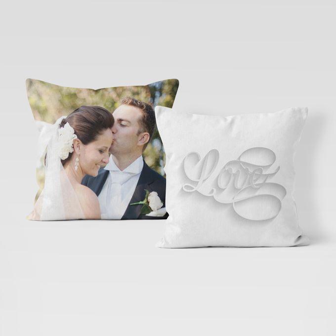Couple Custom Pillow by Hakuna Pillow Custom - 003