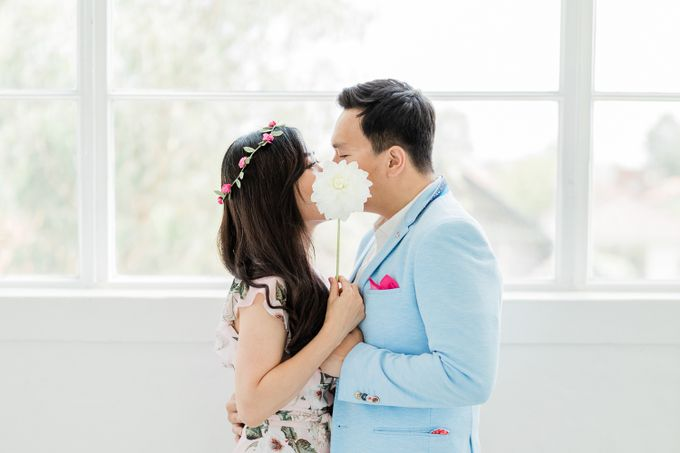 Prewedding Portfolio by Yvonne Law Photography - 009
