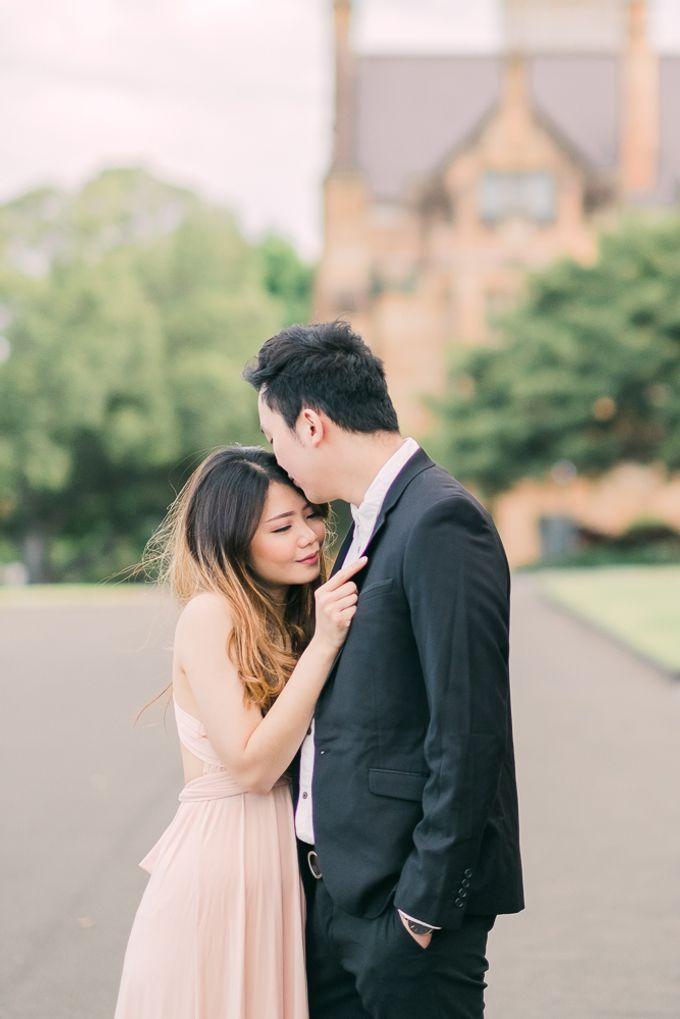 Prewedding Portfolio by Yvonne Law Photography - 005