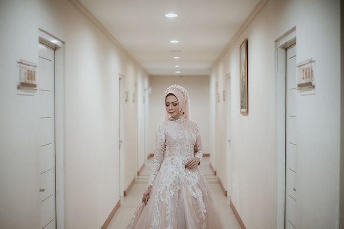 Marriage of Sekar & Rifky by Alulla Bride - 005