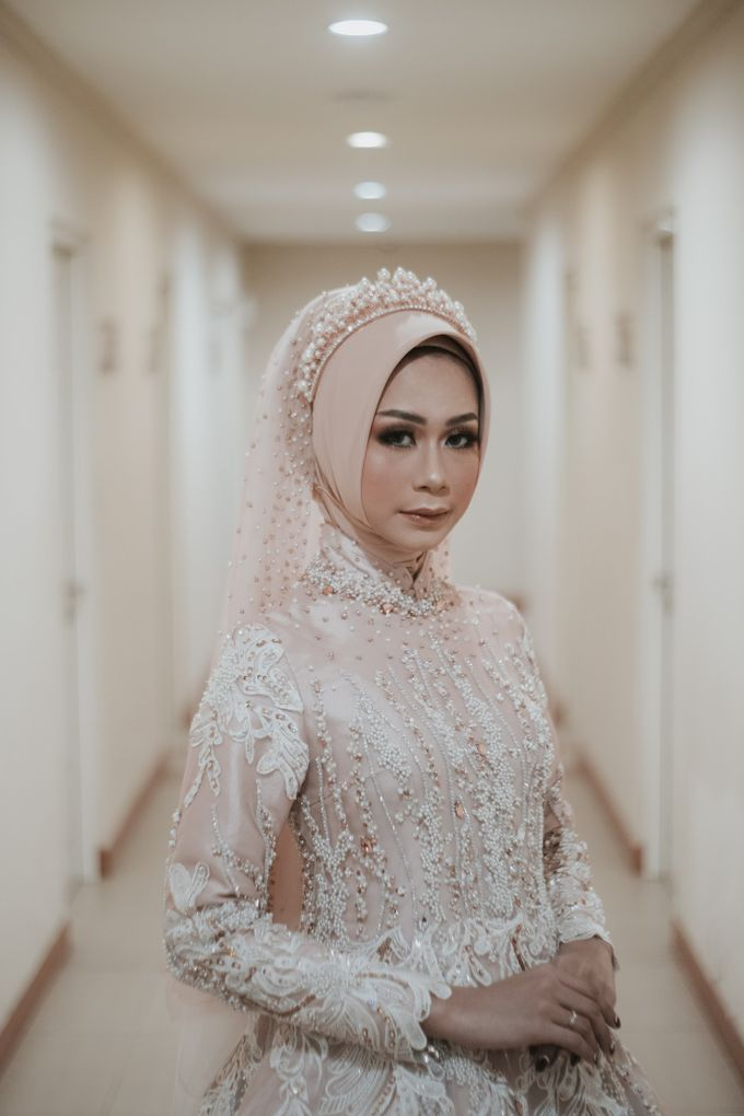 Marriage of Sekar & Rifky by Alulla Bride - 006