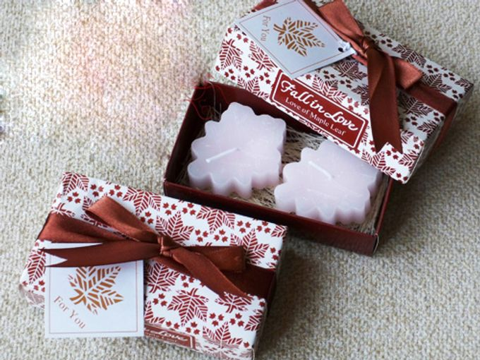 WEDDING FAVORS by MapleCard - 036