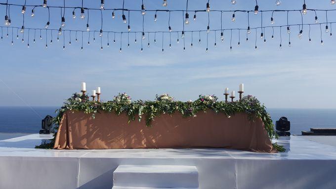 Sunset Garden Party by d'Oasis Florist & Decoration - 024