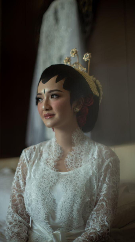 Wedding Maudi & Fodi by Ambar Paes Traditional Wedding Make Up - 001