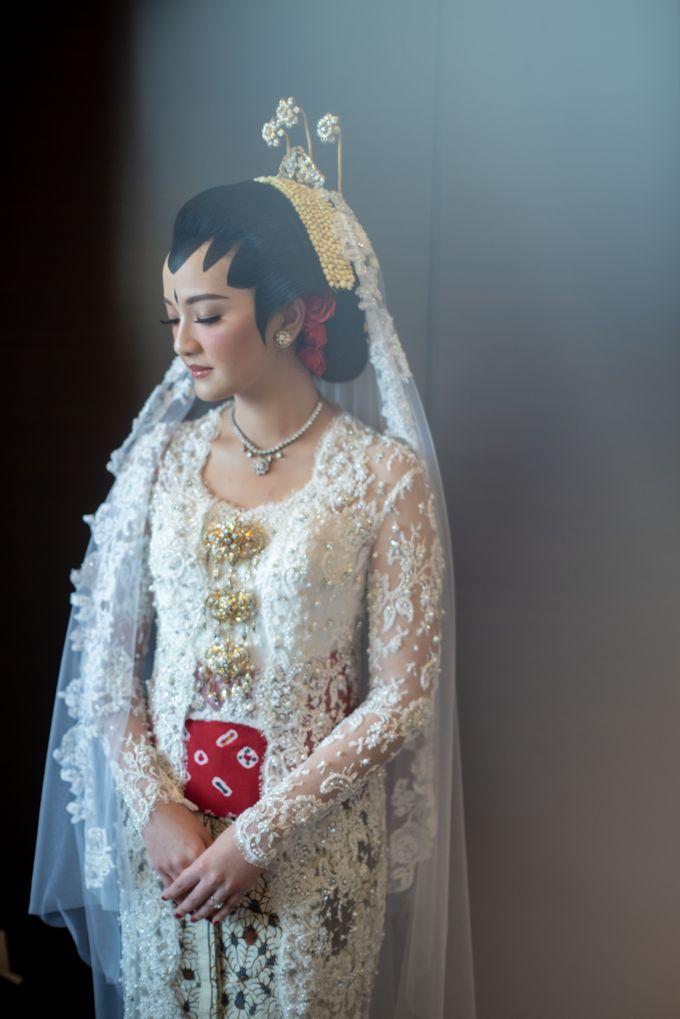 Wedding Maudi & Fodi by Ambar Paes Traditional Wedding Make Up - 003