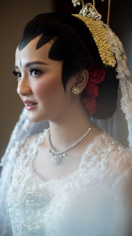 Wedding Maudi & Fodi by Ambar Paes Traditional Wedding Make Up - 004