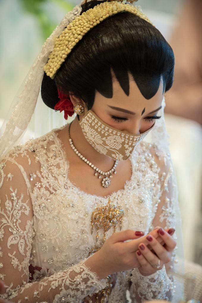 Wedding Maudi & Fodi by Ambar Paes Traditional Wedding Make Up - 008