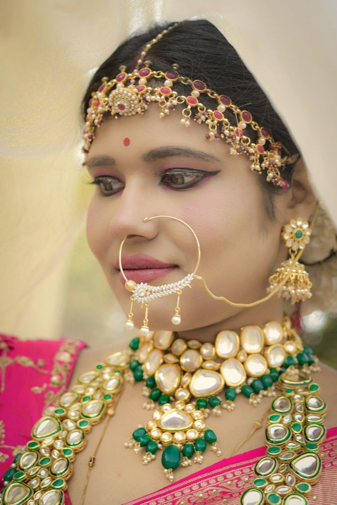 Bride Portrait by Life Touch Picture - 001