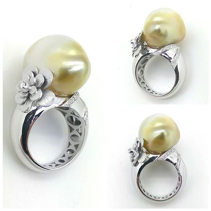 Pearls Jewelry by DA Jewelry - 044